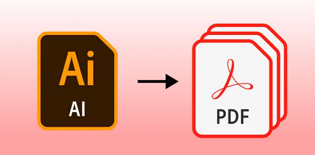 IllustratorのデータをPDF形式で保存する方法