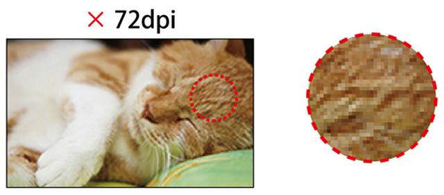 72dpiの解像度