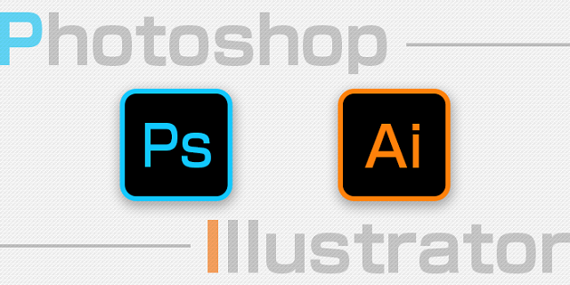 Illustrator(イラストレーター)やPhotoshop(フォトショップ)