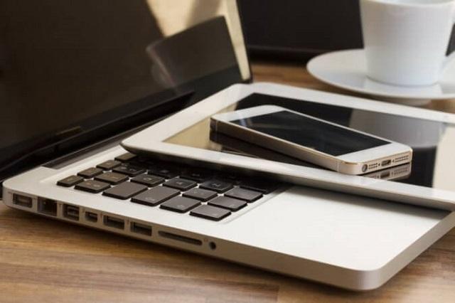 パソコンやスマホ、タブレット
