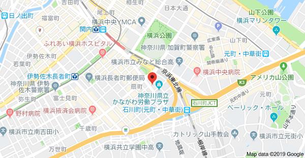 プリントマスターの地図