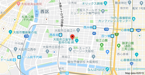 大都印刷株式会社の地図
