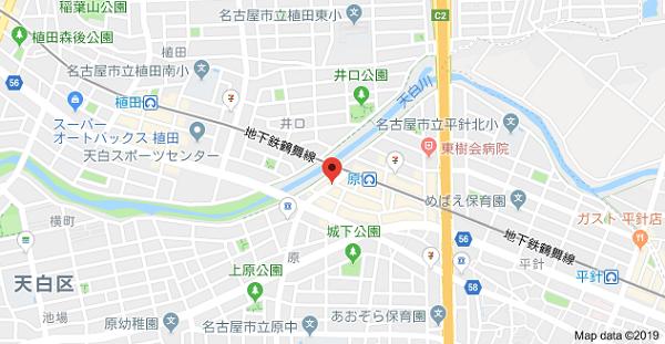 はんこ屋さん21の地図