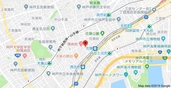 桜商会の地図