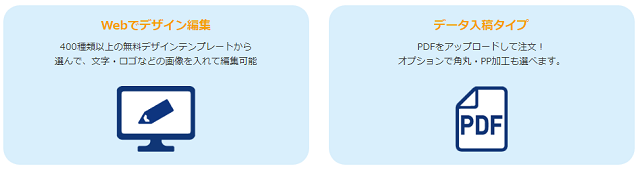 パプリのデザイン編集